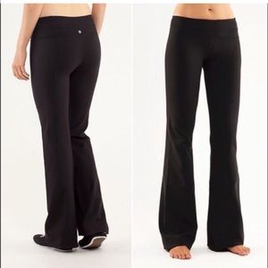 Lululemon yogi pants. LONG
